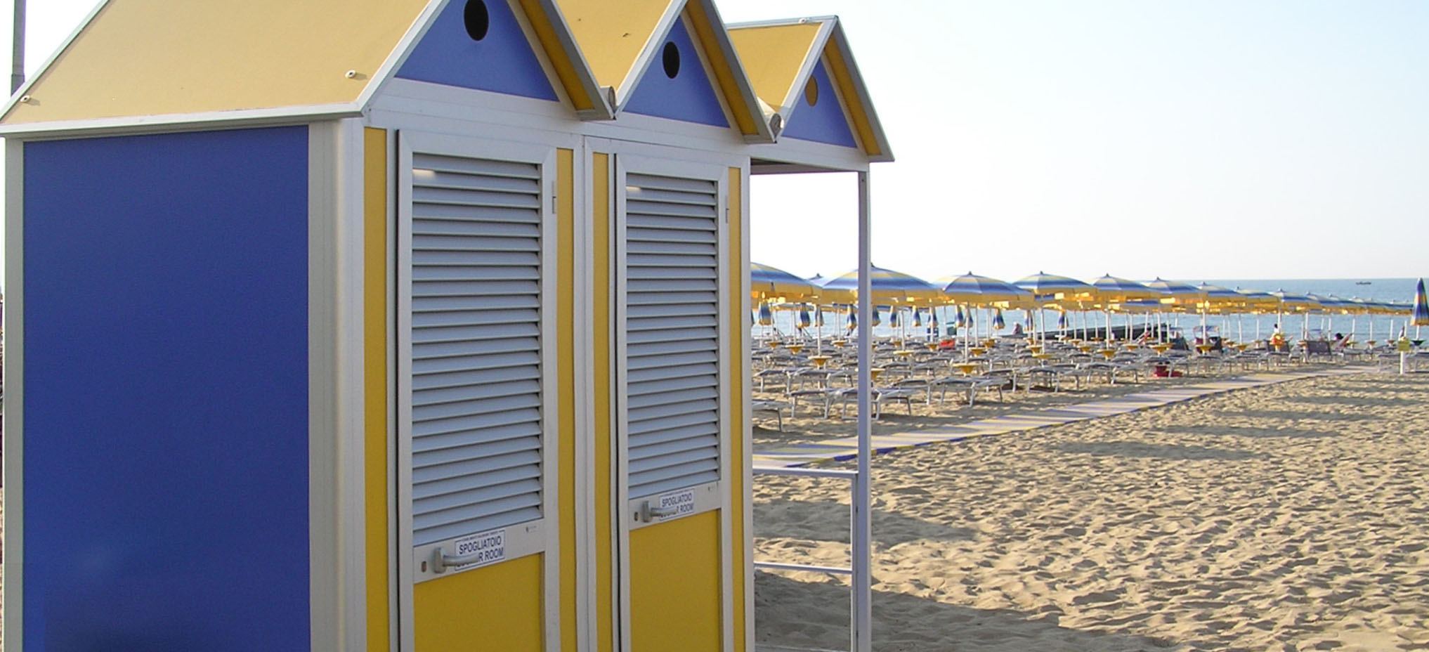 Jesolo Spiaggia Attrezzata