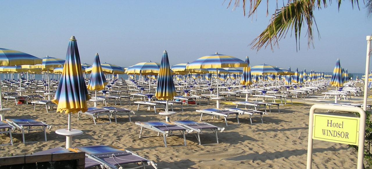 Spiaggia Jesolo Windsor