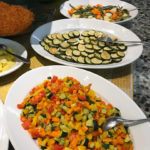 Buffet verdure grigliate